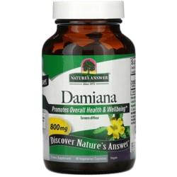 Nature's Answer Damiana Leaf