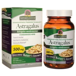 Nature's Answer Astragalus Root Extract
