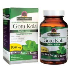 Nature's Answer Gotu Kola