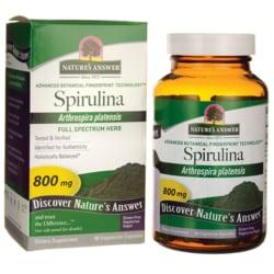 Nature's AnswerSpirulina