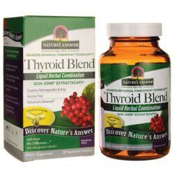 Nature's AnswerThyroid Blend