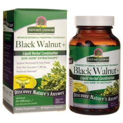 Nature's AnswerBlack Walnut+