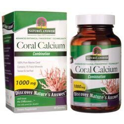 Nature's AnswerCoral Calcium