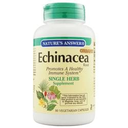 Nature's AnswerOrganic Echinacea Root