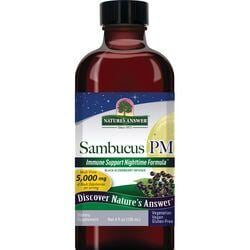 Nature's AnswerSambucus PM Nighttime Formula