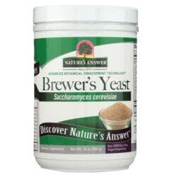 Nature's AnswerBrewer's Yeast