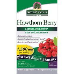 Nature's AnswerHawthorn Berry