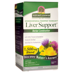 Nature's AnswerLiver Support
