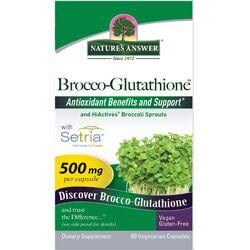 Nature's AnswerBrocco-Glutathione