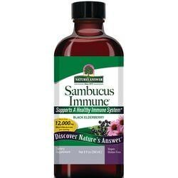 Nature's AnswerSambucus Immune Black Elderberry Extract