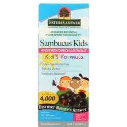 Nature's AnswerSambucus Kid's Formula