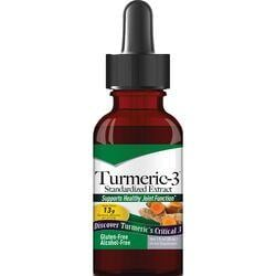 Nature's AnswerTurmeric-3 Alcohol Free