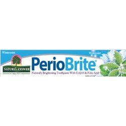 Nature's AnswerPerioBrite Toothpaste- Wintermint
