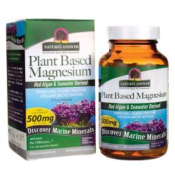 Nature's AnswerPlant Based Magnesium