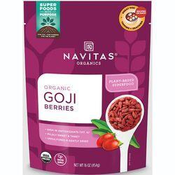 Navitas OrganicsOrganic Goji Berries