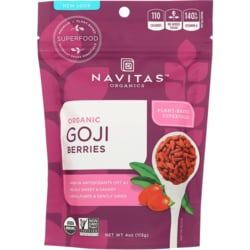 Navitas OrganicSun-Dried Goji Berries