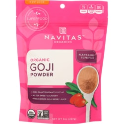 Navitas NaturalsFreeze-Dried Goji Berry Powder