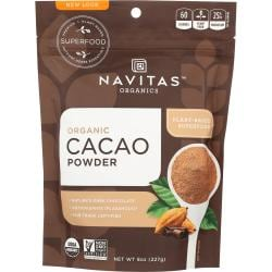 Navitas OrganicsChocolate Cacao Powder