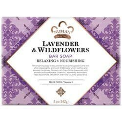 Nubian HeritageShea Butter Bar Soap