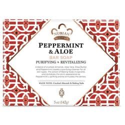 Nubian HeritagePeppermint Bar Soap