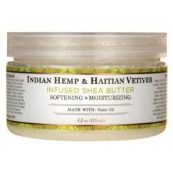 Nubian HeritageShea Butter Infused with Indian Hemp & Haitian Vetiver