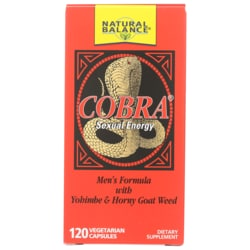 Natural BalanceCobra Sexual Energy