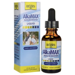 Natural BalanceAlkaMax Alkaline Booster Liquid - Unflavored