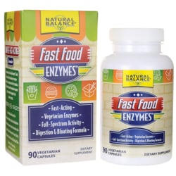 Natural BalanceFast Food Enzymes