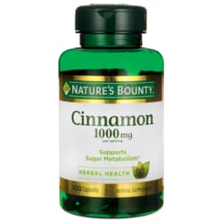 Nature's BountyCinnamon