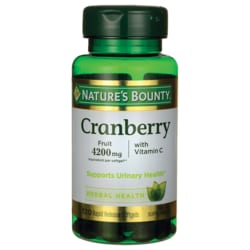 Nature's BountyCranberry Plus Vitamin C
