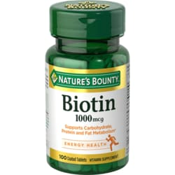 Nature's BountyHigh Potency Biotin