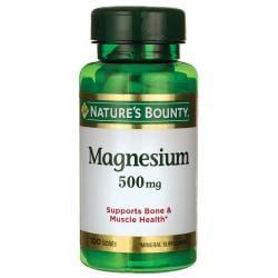 Nature's BountyMagnesium