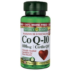 Nature's BountyMaximum Strength CoQ10 Cardio Q10