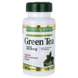 Nature's BountyStandardized Extract Green Tea