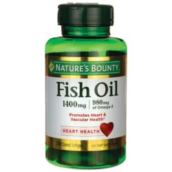 Nature's BountyFish Oil