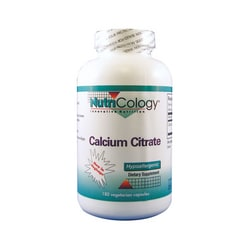 NutriCology Allergy Research Calcium Citrate