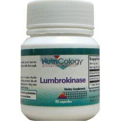 NutriCology Allergy ResearchLumbrokinase