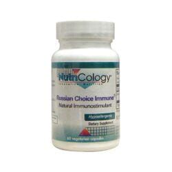NutriCology Allergy ResearchRussian Choice Immune