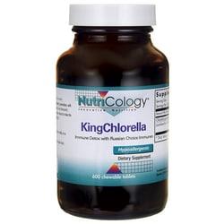 NutriCology Allergy ResearchKingChlorella