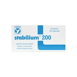 NutriCology Allergy Research Stabilium 200