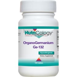 NutriCology Allergy ResearchNutriCology OrganoGermanium