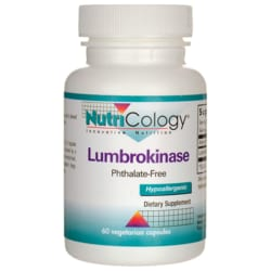 NutriCology Allergy Research Lumbrokinase