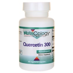 NutriCology Allergy ResearchQuercetin 300