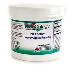 NutriCology Allergy ResearchNT Factor EnergyLipids Powder