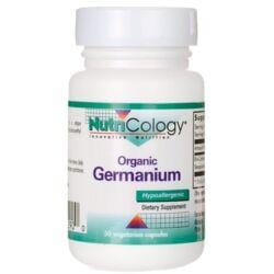 NutriCology Allergy ResearchOrganic Germanium