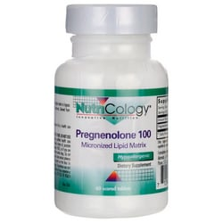 NutriCology Allergy ResearchPregnenolone 100