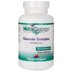 NutriCology Allergy ResearchGlucevia Complex with Chromium