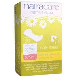 NatracareOrganic Cotton Cover Panty Liners - Curved