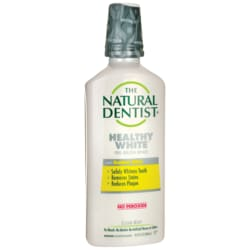 Natural DentistHealthy White Pre-Brush Rinse - Clean Mint