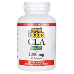 Natural Factors Tonalin CLA